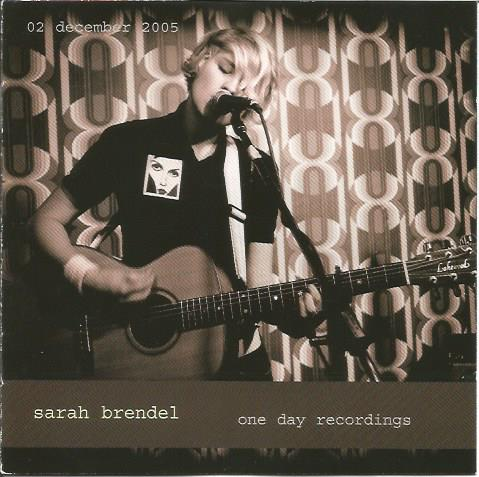 Cover One Day Recordings